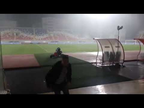 Kosovo - Ukraine. Weather before the match