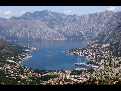 Bałkańskie Skarby Montenegro Zatoka Kotorska