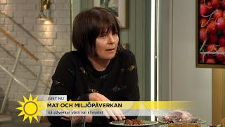 """Så påverkar dina matvanor miljön – """"Det här köttet är bra för miljön att äta"""" - Nyhetsmorgon (TV4)"""