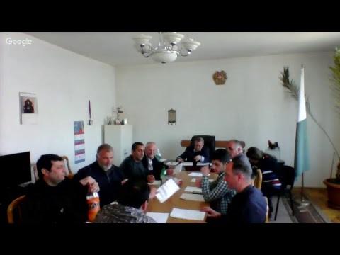 Ավագանու նիստ (12.04.2017)
