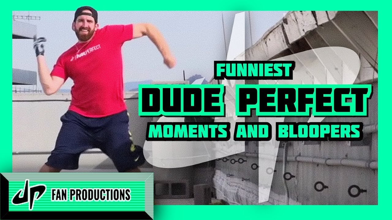 Dude Perfect: Funniest Moments | Compilation