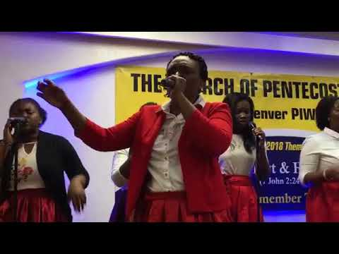 THE CHURCH OF PENTECOST DENVER (PIWC) 05/6/2018.