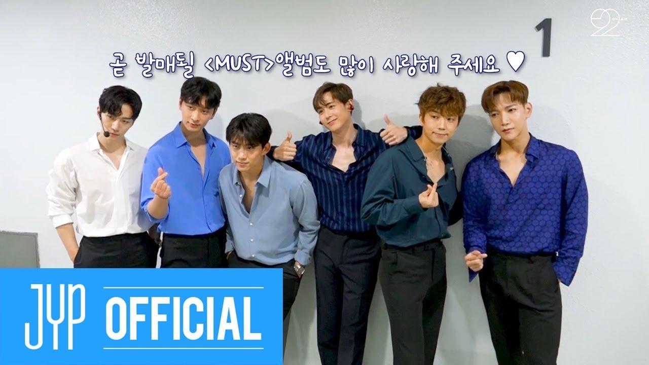 [On Air 2PM(온에어 2PM)] '문명특급 - 컴눈명 스페셜' 우리집 2021 Ver. 무대 비하인드 (EN/JP/TH)
