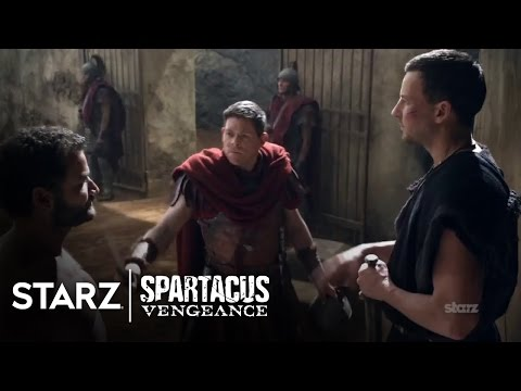Spartacus  Character Profile: Ashur  STARZ