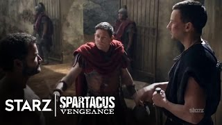 Spartacus | Character Profile: Ashur | STARZ