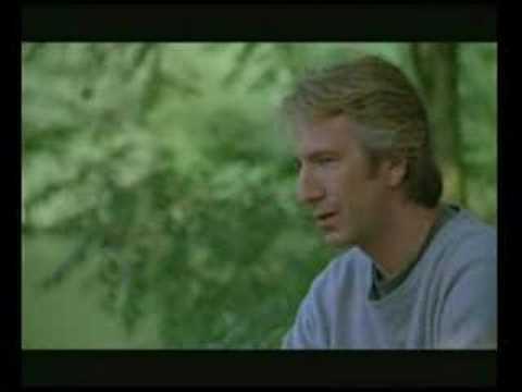 Stuttering-Alan Rickman-Bens Brother-Kiss Me Again