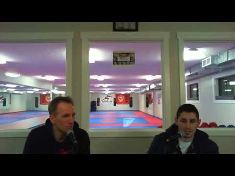 Episode 31 - K1 Rabat & US Open