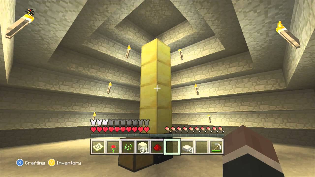 in aow 3 how to get minecrafted achivment
