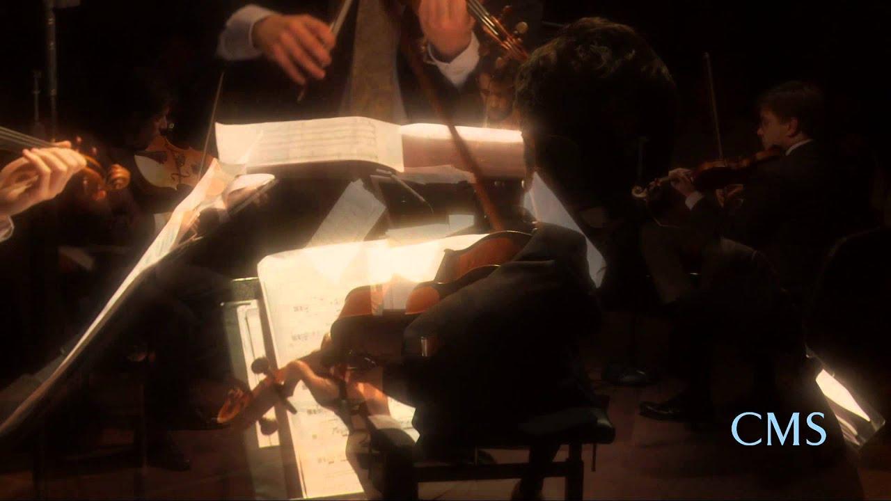 Birtwistle - Fantasia 4 for String Quartet - Escher String Quartet - CMS