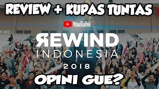 Review + Kupas Tuntas YouTube Rewind 2018 Indonesia - Rise