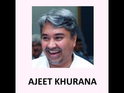 Ajeet Khurana Prolific Angel Investor talks to The Entrepreneur Podcast
