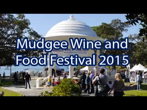 Mudgee Wine and Food Festival 2015