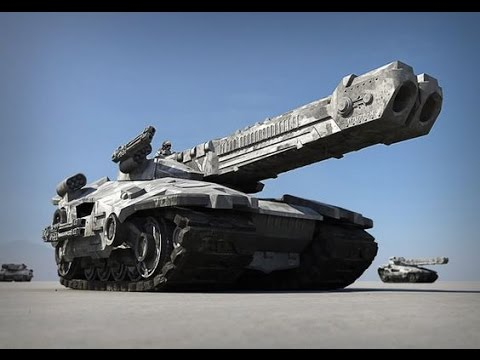 Top 10 Battle Tanks Of The Future In 2017