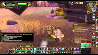 How To Requisition a Riverbeast in Wow Warlords of Dreanor