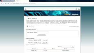 Create a WordPress MySQL Database | Install WordPress on WebHost | phpMyAdmin