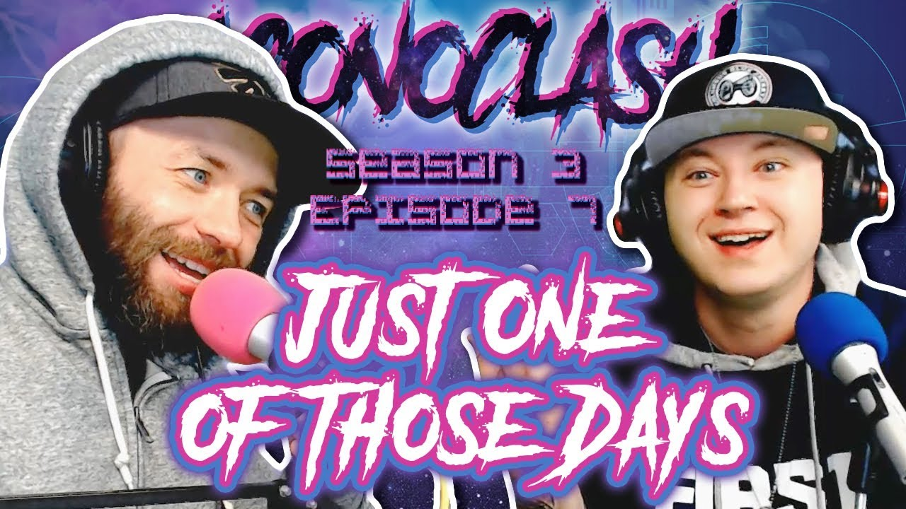 S03E07 – Just One of Those Days – Iconoclash & Deck One