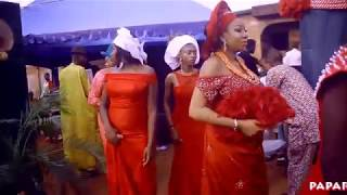 EBERE & UCHENNA TIE THE KNOTS - TRADITIONAL AND CLASSY