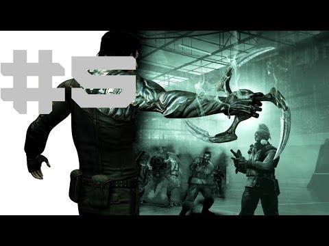 Dark Sector Walkthrough-Chapter 5 -The Shipment