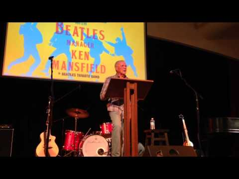 Beatles Apple Records Manager Ken Mansfield - Part6