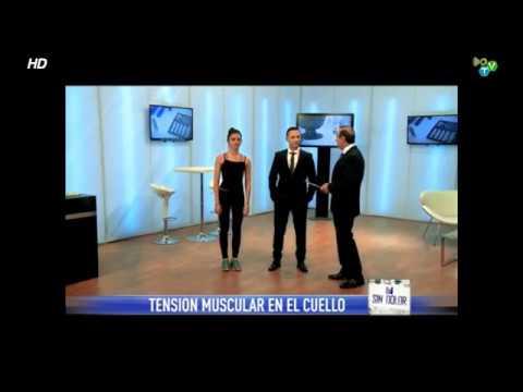 TENSION MUSCULAR EN EL CUELLO. Dr. Norberto Furman
