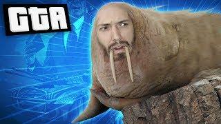 NOT THE WALRUS!? | GTA 5 Online Playlist