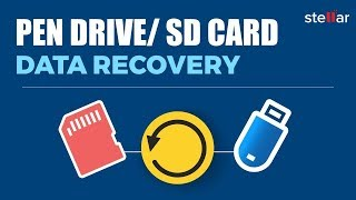 How to Recover Data From Formatted SD Card, Pen Drive or USB Drive?