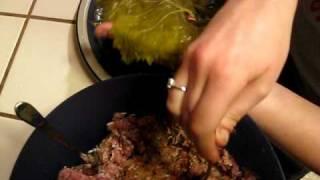 Eating/SF Presents Azerbaijani Dolmas