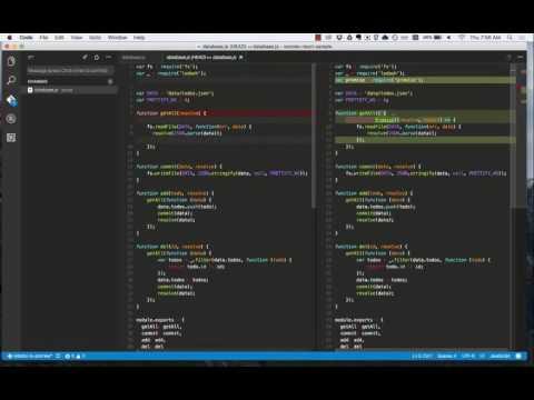 Git Version Control in VS Code - YouTube