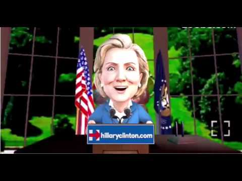 Hillary Clinton Campaign Commercial 2016 Race