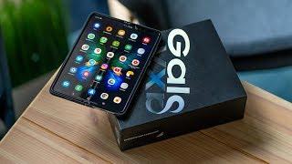 Купил Galaxy Fold 2.0 за 200 000 рублей — распаковка!