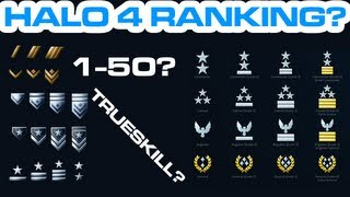 Halo 4 News - Ranking System - How It Should Work