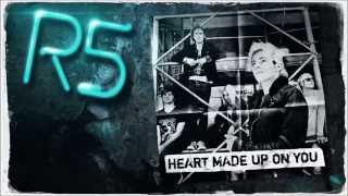 Repeat youtube video R5 Heart Made Up On You (FULL EP ALBUM)