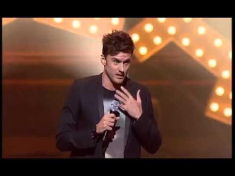 Dave Thornton Melbourne Comedy Festival Gala 2011