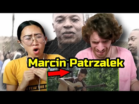 Marcin Patrzalek - Still D.R.E. + Shape Of You | Polish Prodigy Guitarist | REACTION