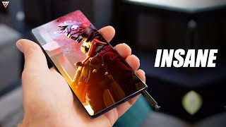 Galaxy Note 20 Ultra - THIS IS INSANE!