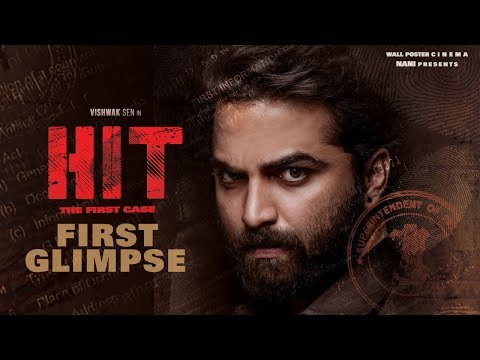HIT Movie First Glimpse | Vishwak Sen | Ruhani Sharma | Nani | Sailesh Kolanu