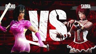 Killer Instinct Xbox One Orchid vs Sadira Kyle Difficulty Ultra Combo