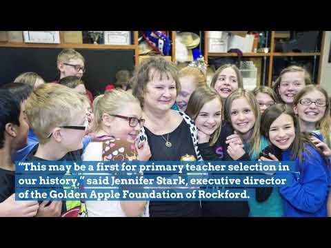 3 Whitehead Elementary School teachers finalists for Golden Apple