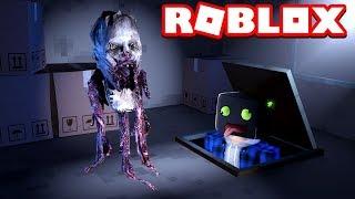 VERGESSEN on the DACHBODEN?! (HORROR STORIES) - Roblox [English/HD]