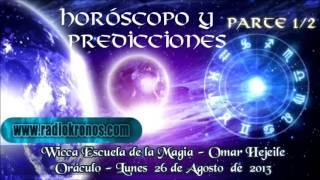 ORÁCULO HORÓSCOPO Y PREDICCIONES parte 1/2