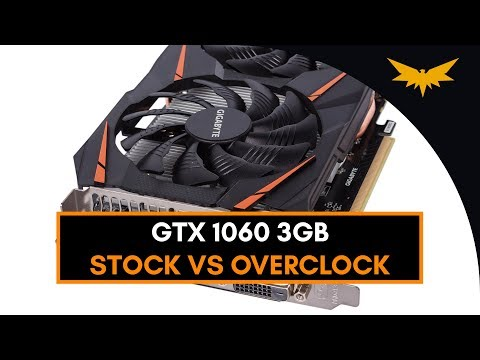 GTX 1060 3GB: Stock vs Overclock (Is Overclocking Really