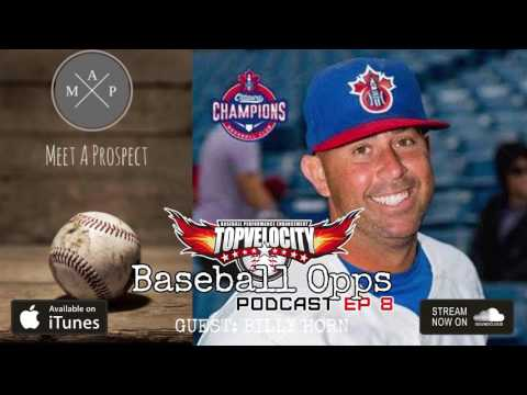 Baseball Recruiting Made Simple with Billy Horn on Baseball Opps with TopV - Ep8