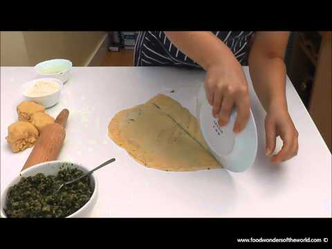 How to make Maultaschen (German Pasta Recipe)