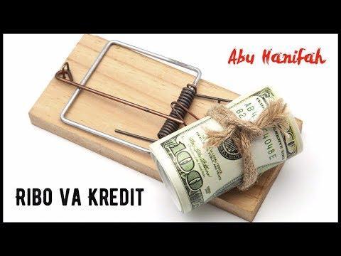 (8-Dars)Ribo+Kredit=Alloh Bilan Urushish! (Shaytoniy Xulqlar) Abu Hanifah