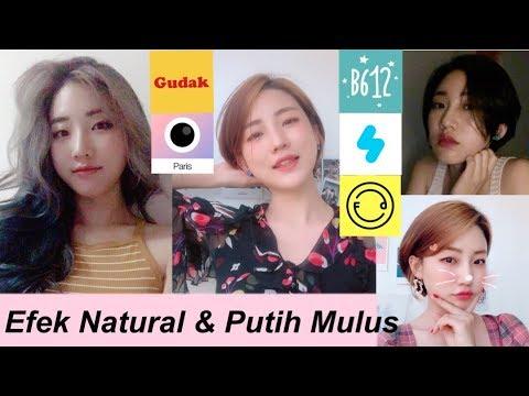 📸TIPS selfie  & aplikasi kesukaan Hunnyeo & Hunnam