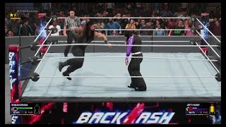 WWE 23 December 2019 - OMG Roman Reigns Destroys Brock Lesnar To Become Universal Champion