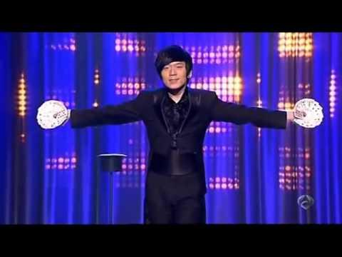 Kim Hyun Joong призер чемпионата мира по фокусам FISM 2012