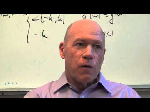 UCSB Economics Chair Discusses the Fiscal Cliff