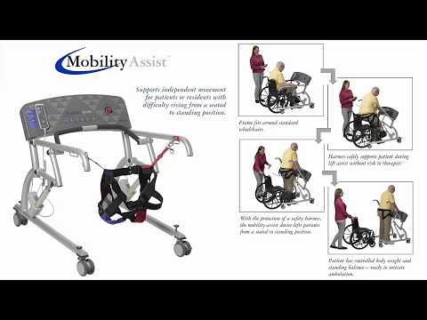Mobility Assist: A Multifunctional Sit-to-Stand and Ambulation Therapy Device