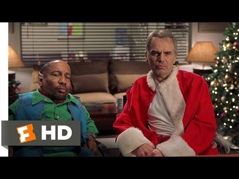 Bad Santa (4/12) Movie CLIP - You People (2003) HD